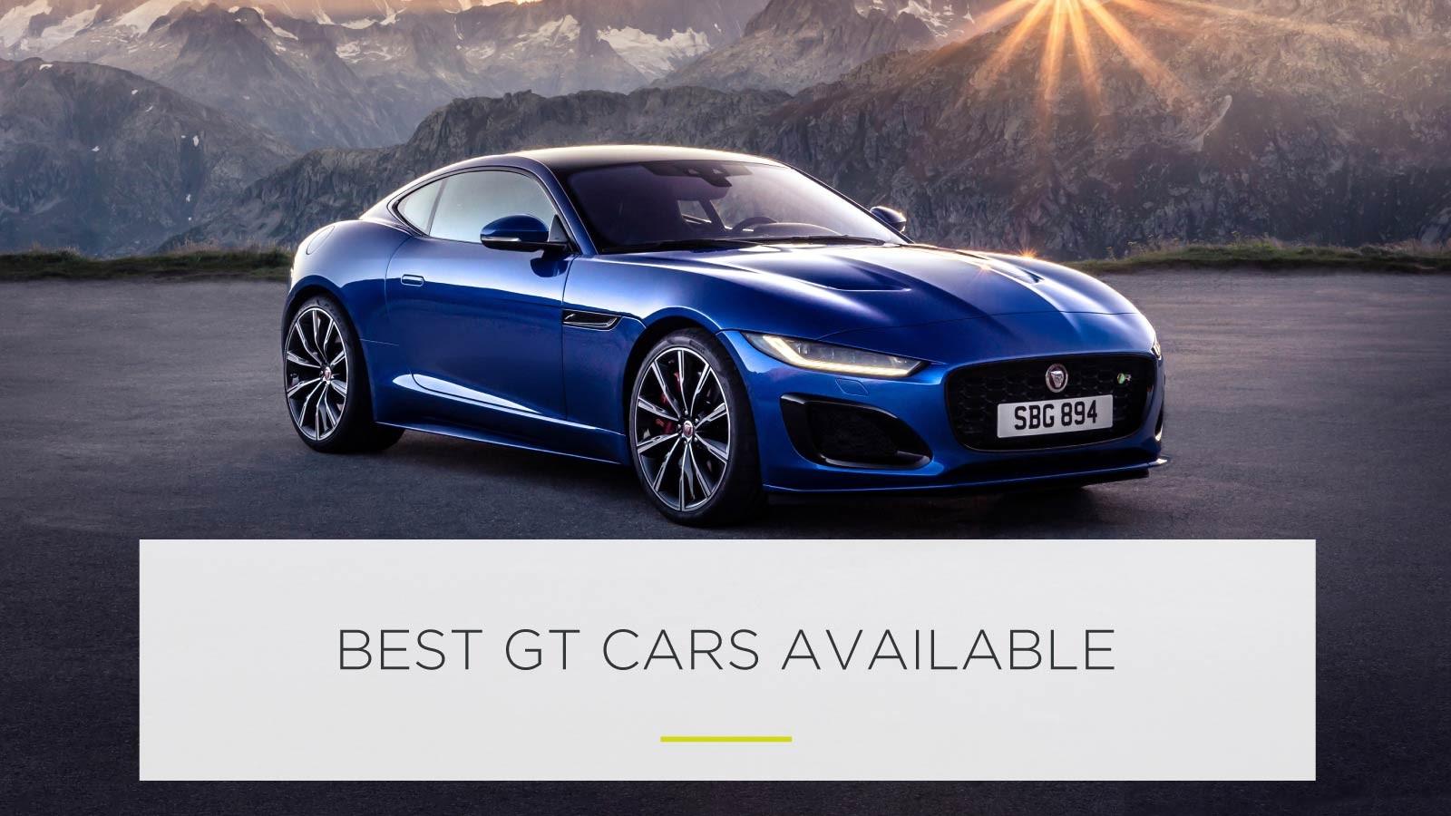 Best GT cars carousel