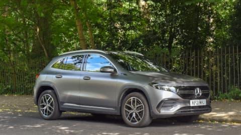 Mercedes-Benz EQA Side