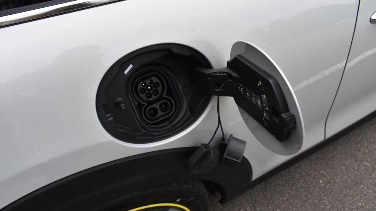 MINI Electric Charger