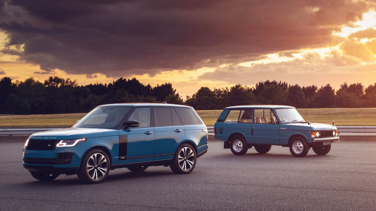 Range Rover Pair