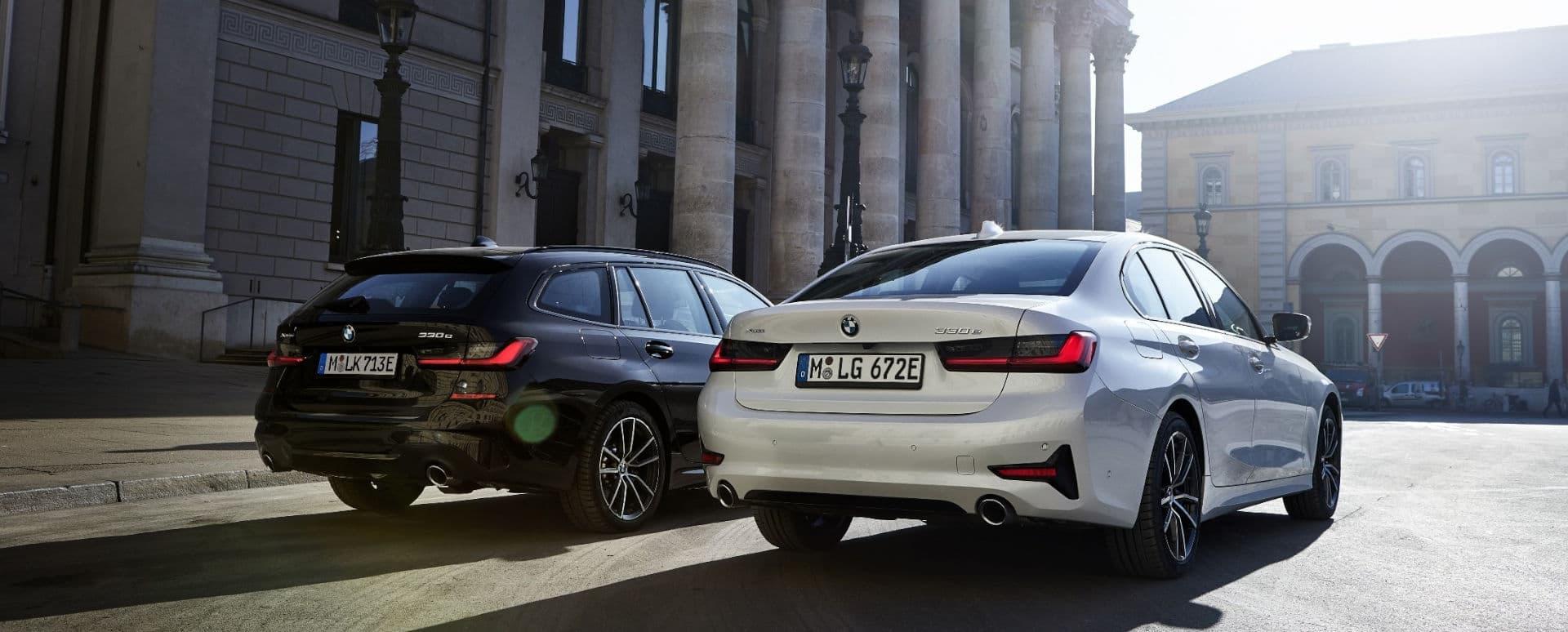 BMW 3 Series 330e Company Car