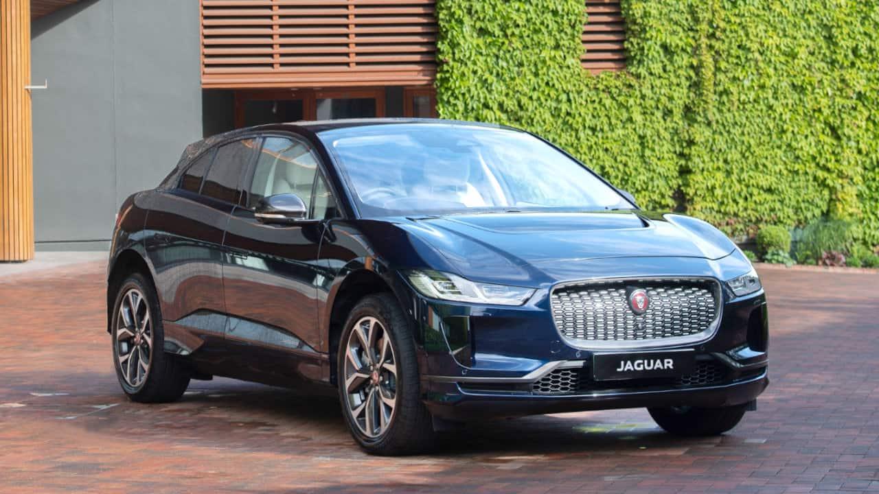 Jaguar I-PACE, Wimbledon