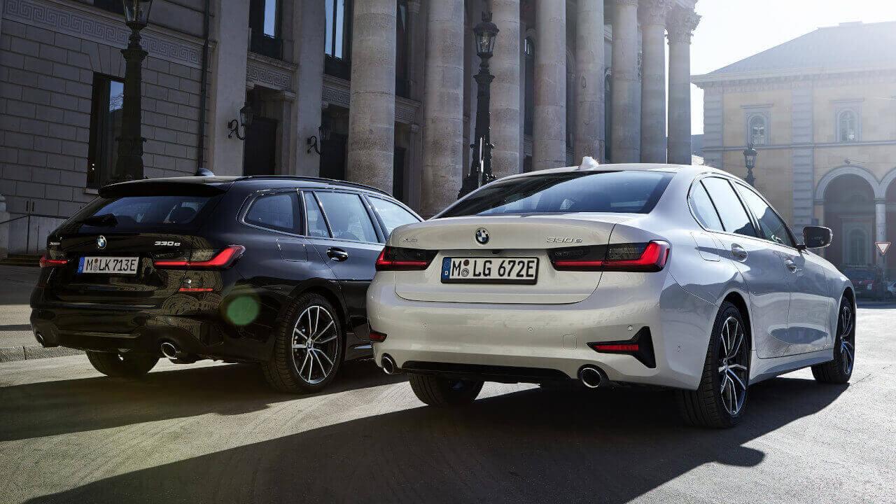 BMW 3 Series PHEV