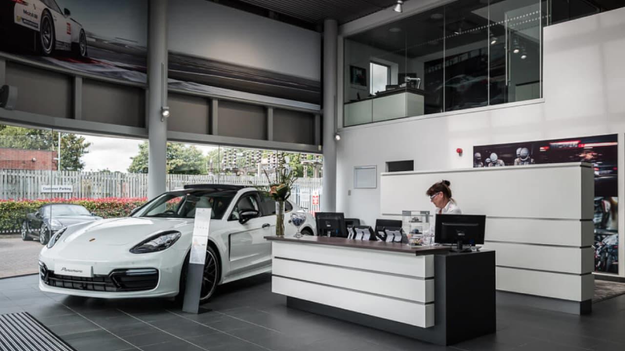 Porsche Centre Sutton Coldfield