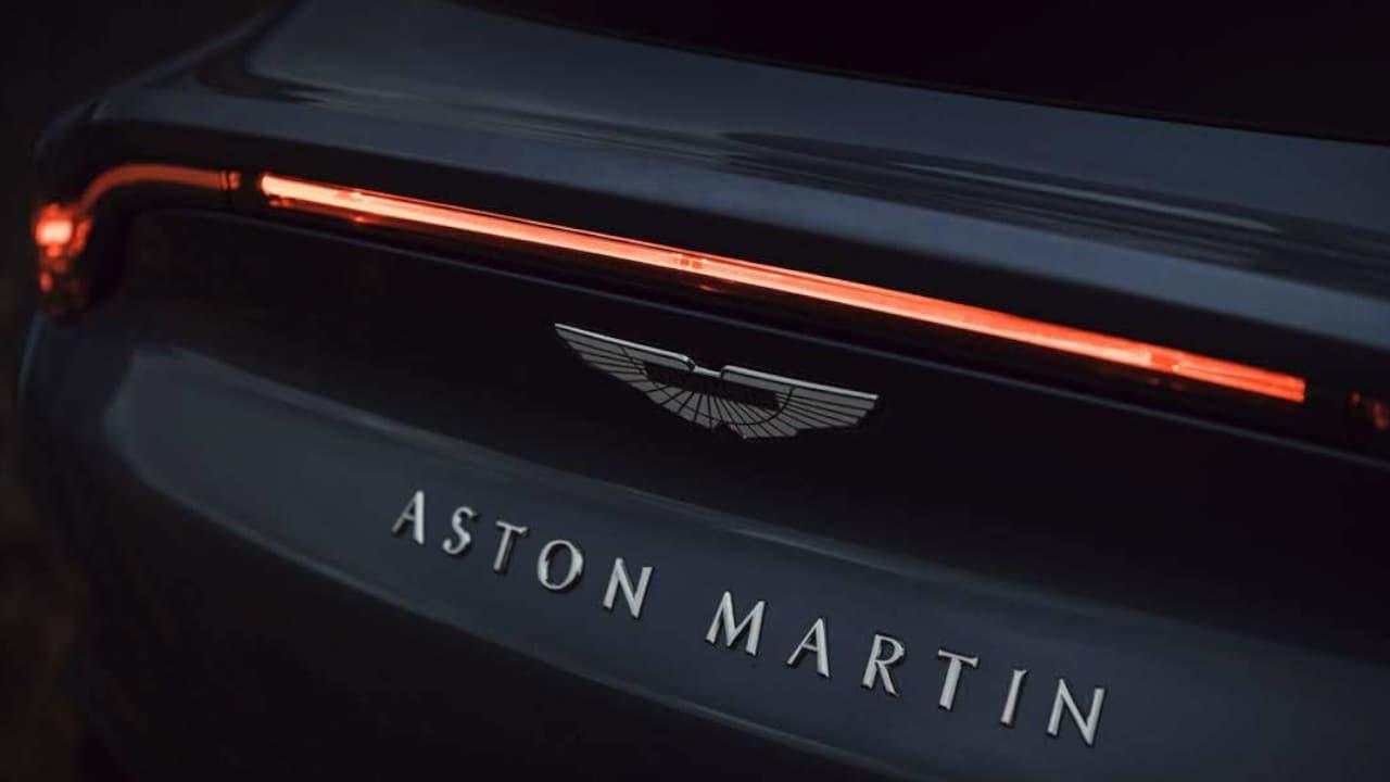 Aston Martin DBX Badge