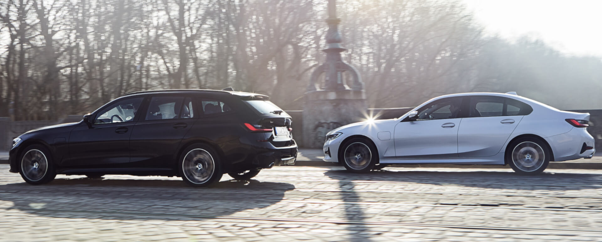 BMW 3 Series Touring and Saloon