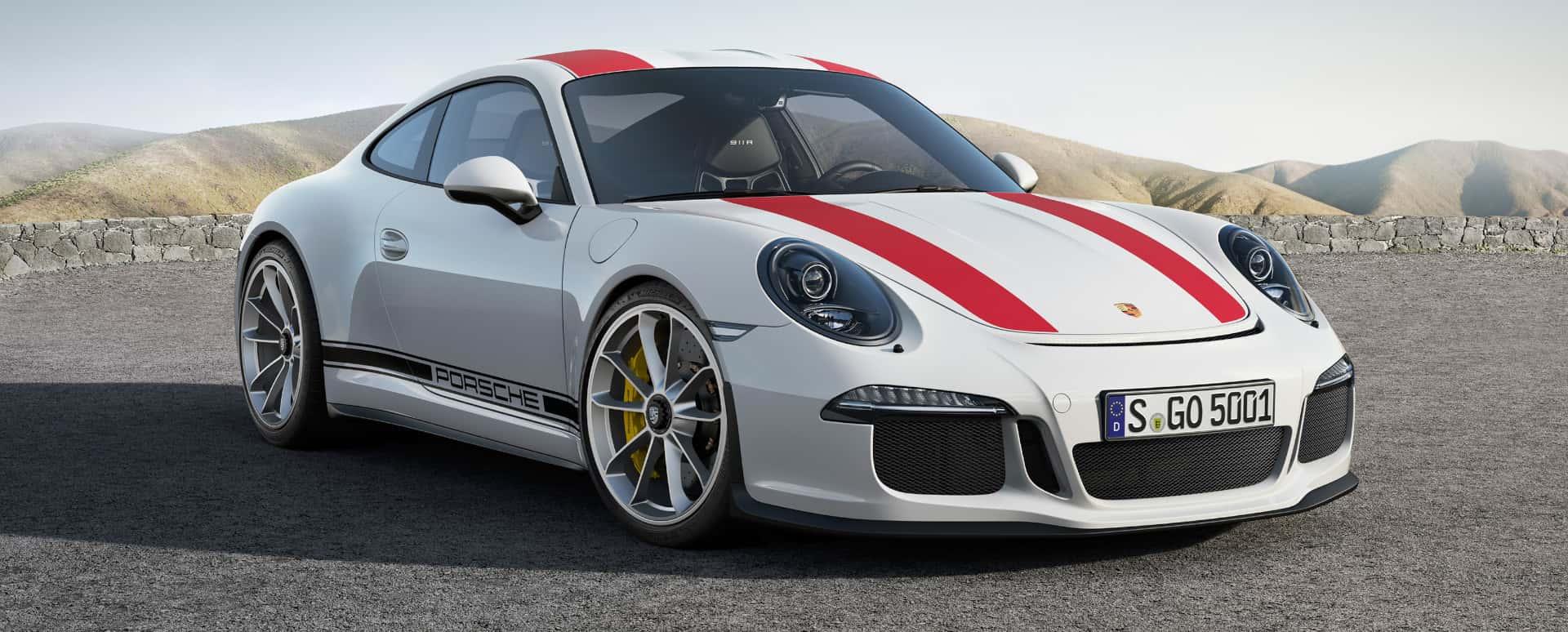 Porsche 911 R (991) Large