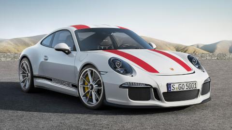 Porsche 911 R (991) Thumb