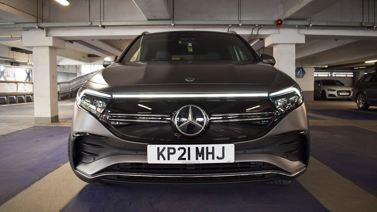 Mercedes-Benz EQA Design