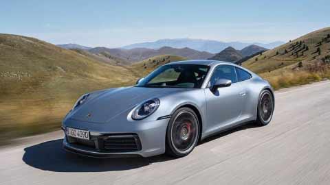 Porsche 911 Thumbnail
