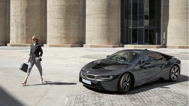 BMW Lifestyle i8