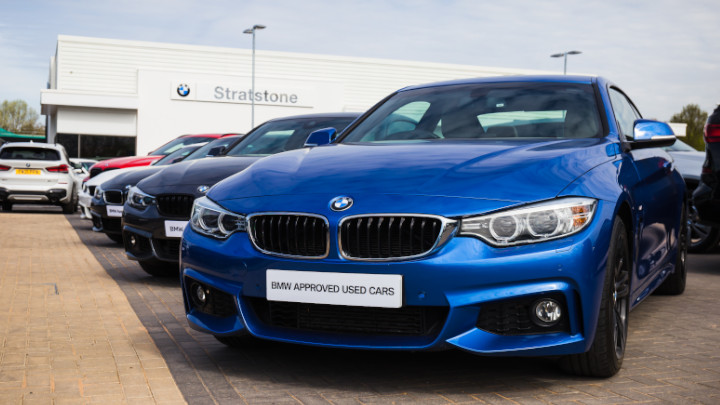 Approved Used BMW M2