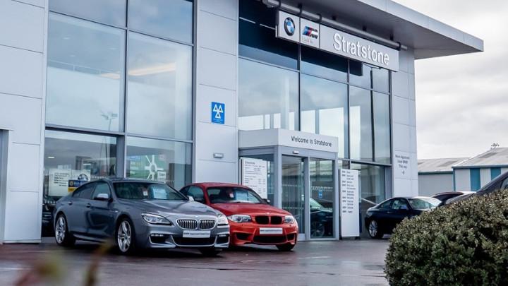 Stratstone BMW Used Cars
