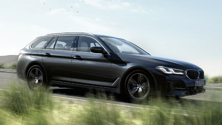 BMW Contract Hire 5 Series Touring