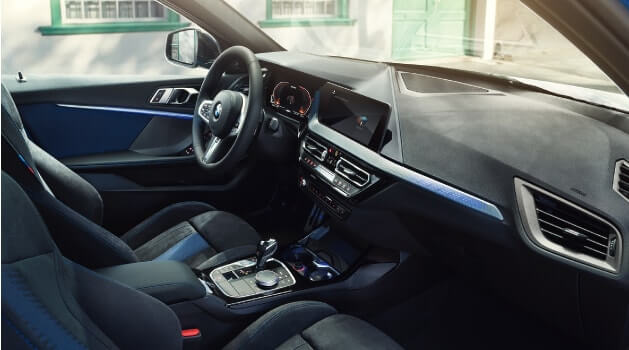 new bmw 1 series interior