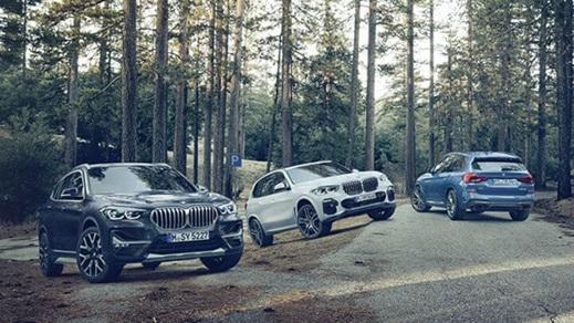 Nearly-New BMW Cars