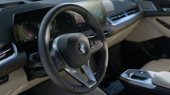2022 BMW 2 Series Active Tourer Interior