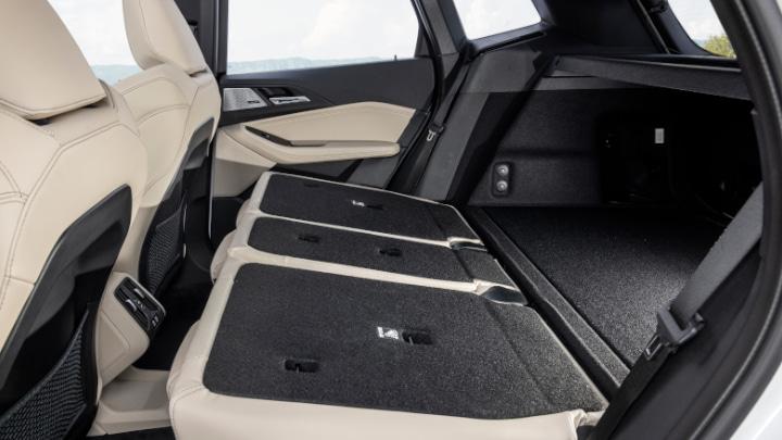 2022 BMW 2 Series Active Tourer Interior Rear