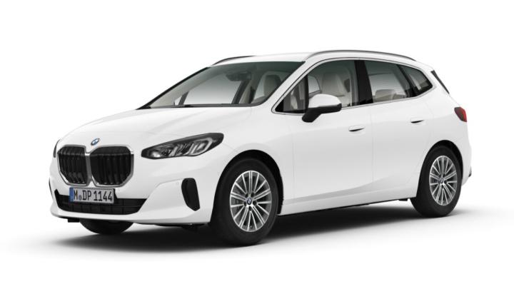 2022 White BMW 2 Series Active Tourer