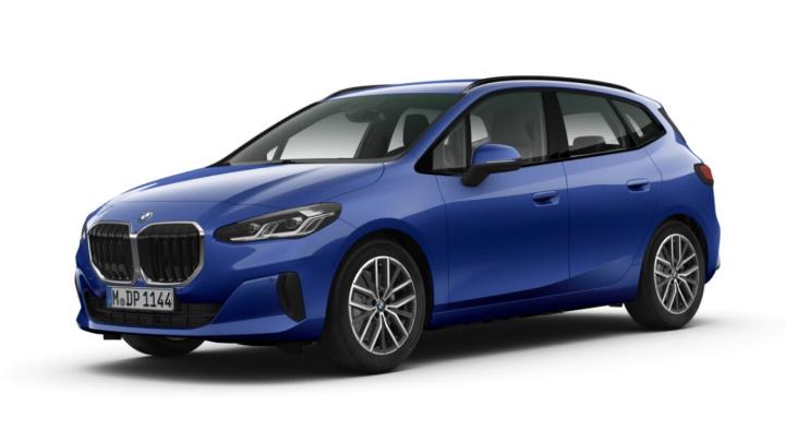 2022 Blue BMW 2 Series Active Tourer