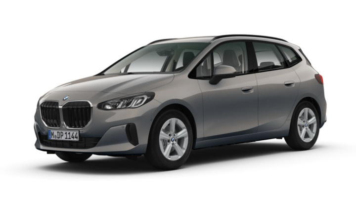 2022 Grey BMW 2 Series Active Tourer
