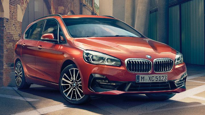BMW 2 Series Active Tourer, Exterior, Front