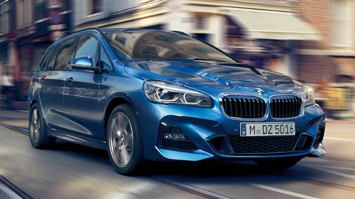 BMW 2 Series Gran Tourer, Driving