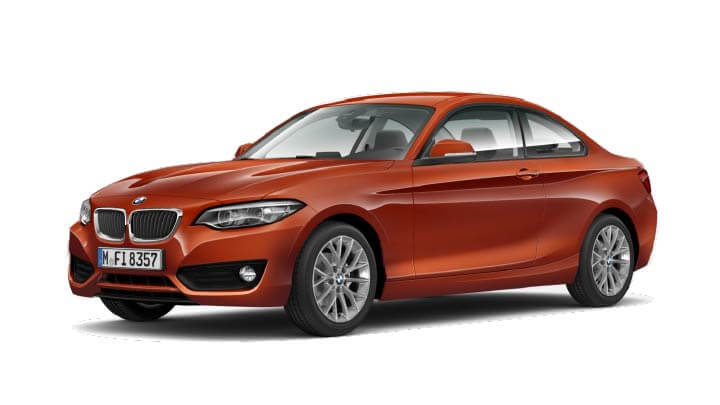 BMW 2 Series Coupe SE