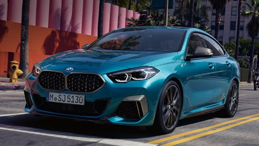 BMW 2 Series Gran Coupe Driving