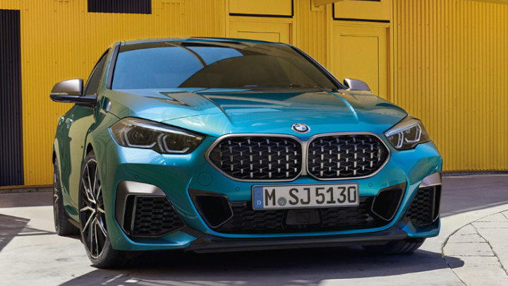 BMW 2 Series Gran Coupe Front End