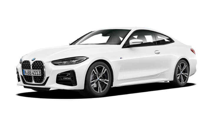 BMW 4 Series M Sport Coupe