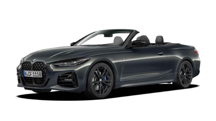 BMW 4 Series M Sport Pro Convertible