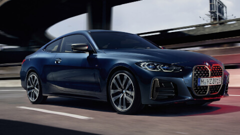 BMW 4 Series Coupe , Driving