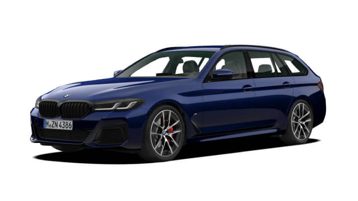 Bmw 5 Series M Sport Edition Touring