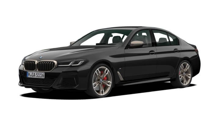 Bmw 5 Series M550i Spec