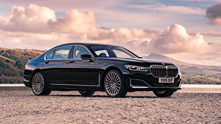 BMW 7 Series Front