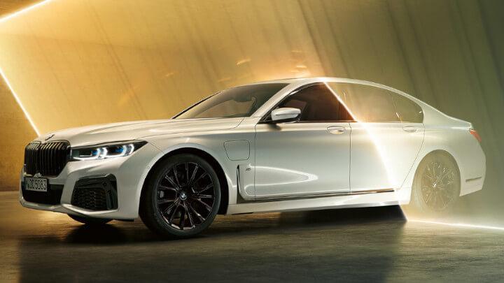 BMW 7 Series Plug-in Hybrid