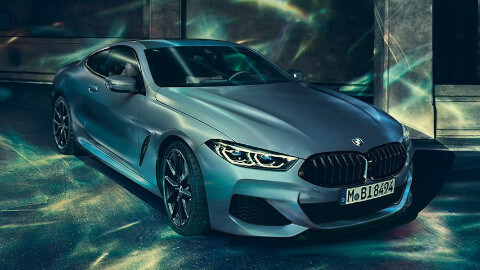 BMW 8 Series Exterior
