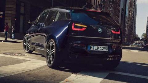 BMW i3 Exterior, Rear