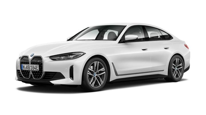 BMW i4 Sport