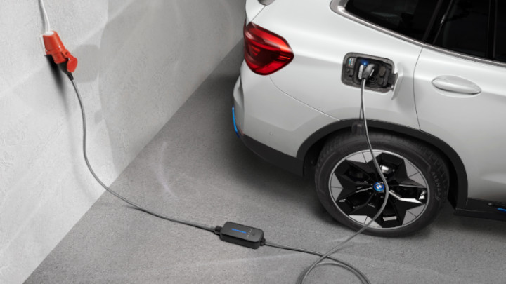 BMW IX3 Charging Cable