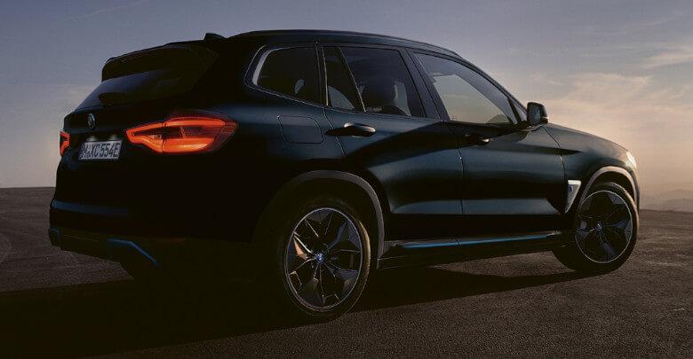 BMW iX3 Rear Side