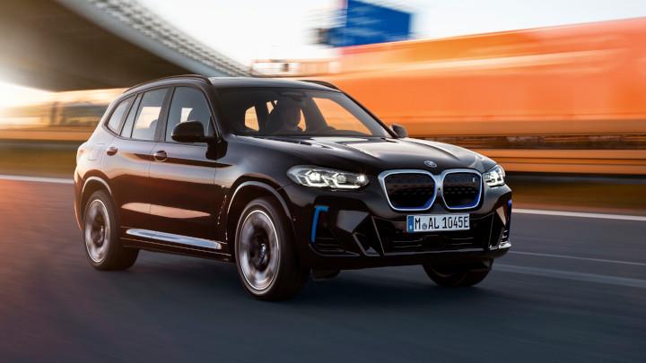 BMW iX3 Hero