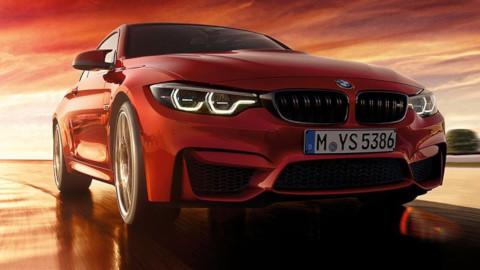 BMW M4 Front