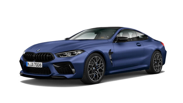 BMW M8 Comp Coupe