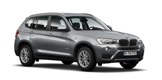 Grey BMW X3