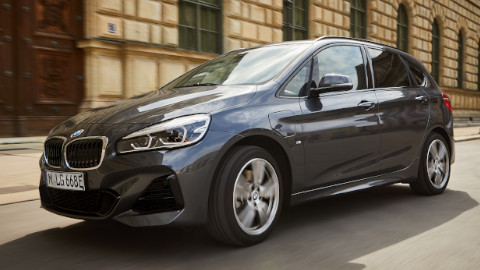 BMW 2 Series Plug-in Hybrid