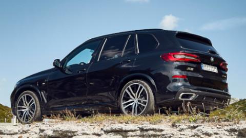 BMW X5 Plug-in Hybrid Rear
