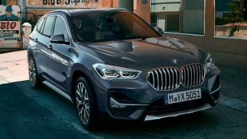 BMW X1 Exterior, Front