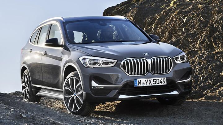 BMW X1 Front